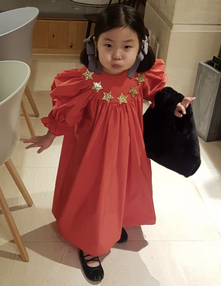 Snow White Dress, 마망살롱